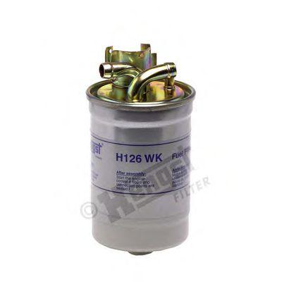 Фильтр топливный VAG 2.5 TDI 97-06 (пр-во HENGST)                                                    HENGSTFILTER H126WK