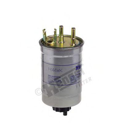Фильтр топливный FIAT DOBLO, PUNTO II 1.9 D 99-07 (пр-во Hengst)                                     HENGSTFILTER H144WK