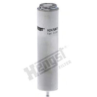 Фильтр топливный BMW 3 (E90/E91/E92/E93) 05- (пр-во Hengst)                                           арт. H247WK01