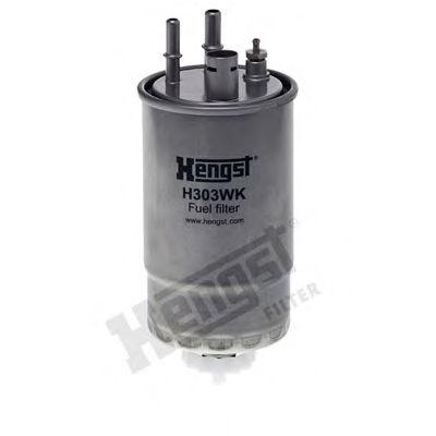 Фильтр топл. FIAT (пр-во Hengst)                                                                      арт. H303WK
