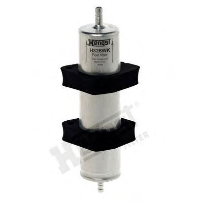 Фильтр топливный AUDI 2.0-4.2 TDI 08- (пр-во HENGST)                                                 HENGSTFILTER H326WK