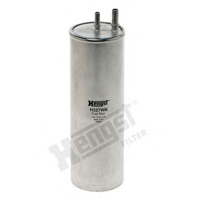 Фильтр топливный VW T5 2.5 TDI 03-09 (пр-во Hengst)                                                  HENGSTFILTER H327WK