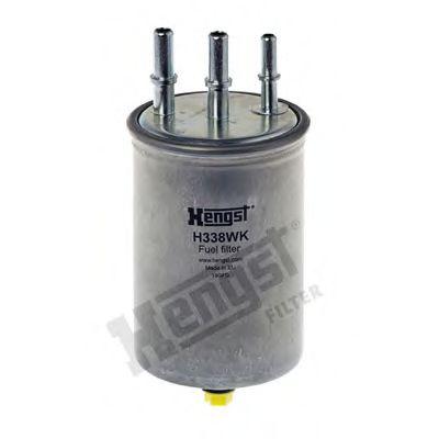 Фильтр топливный FORD TRANSIT 1.8 TDCI 06-13 (пр-во Hengst)                                          HENGSTFILTER H338WK