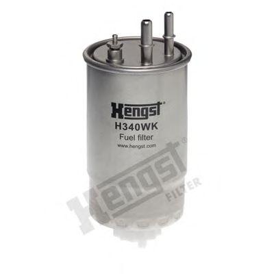 Топливный фильтр  арт. H340WK
