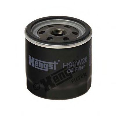Фильтр масляный двигателя OPEL ASTRA G, H, VECTRA C 1.4-2.0 98- (пр-во HENGST) в интернет магазине www.partlider.com