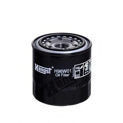 Фильтр масляный TOYOTA AVENSIS, COROLLA 2.0 D-4D 97-(пр-во HENGST)                                    арт. H96W01