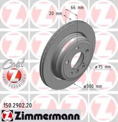 Гальмiвнi диски Coat Z  арт. 150290220