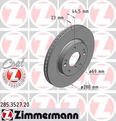Гальмiвнi диски  арт. 285352720