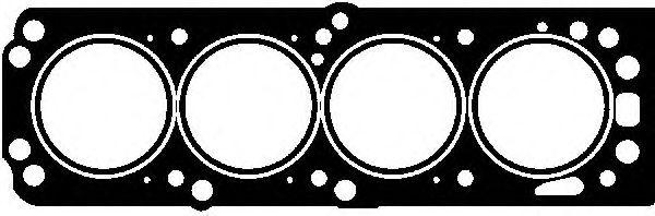 Прокладка головки Opel 1,2 Ohc GLASER H0427900