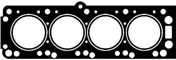 Прокладка головки Opel 2,0 16V -94 GLASER H0793800