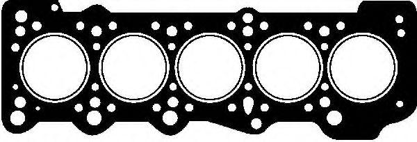 Прокладка головки VW T4 2,4D (AAB),Audi 100 GLASER H0239400
