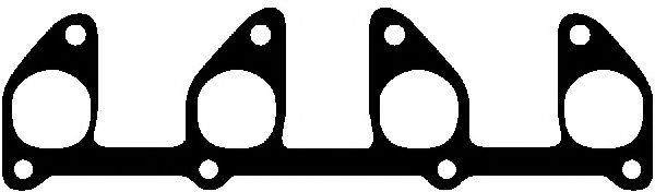 Прокладка колектора выпускн. OPEL 1,2/1,3/1,4 OHC ; 1,6 OHC 86- GLASER X0428001