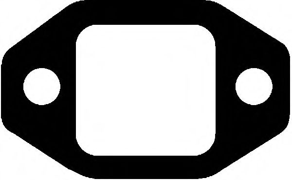 Прокладка, впускной коллектор  арт. X0685501