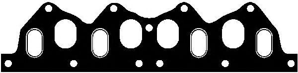 Прокладка колектора IN/EX Renault 11/ 19 Kangoo 1.7/ 1.9D /88-92/98 GLASER X0610901