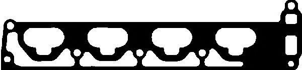Прокладка, впускной коллектор  арт. X8687601