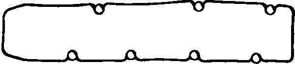 Прокладка крыш. клапанов CITROEN BERLINGO 2.0HDi, мот. DW10 GLASER X5388501