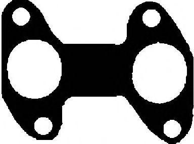 Прокладка, выпускной коллектор  арт. X5142901