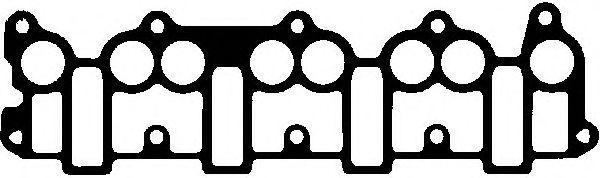 Прокладка, впускной коллектор  арт. X8746601