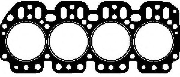 Прокладка ГБЦ Прокладка ГБЦ GLASER арт. H0746600