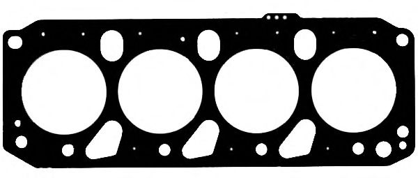 Прокладка головки Ford 1,8D/TD GLASER H1121710