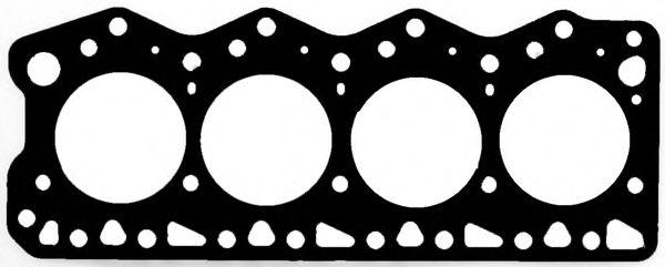 Прокладка головки Fiat Ducato 2,5 TDI GLASER H2052820