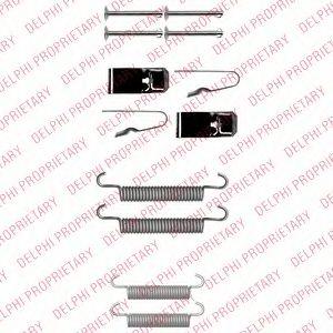 Комплектующие, тормозная колодка  арт. LY1362