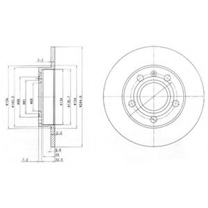 MINTEX арт. BG2753