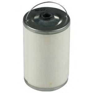 DELPHI DB H=145mm Фильтр топливный диз. вкладыш OM 401/440/441/442... CLAAS комбайны DELPHI HDF499
