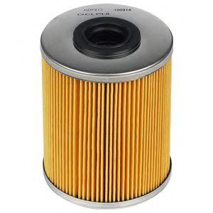 DELPHI OPEL Фильтр топливный диз. вкладыш 1,7-2,2DTI: Astra G, Vectra B/C, Frontera DELPHI HDF513