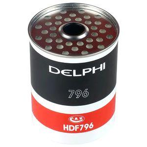 Фильтр топливный Fiat Ducato 1.9/2.4D/2.5TD 94-02  арт. HDF796
