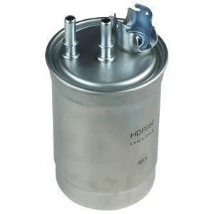 DELPHI FIAT Фильтр топливный диз. Doblo 1,9D  01- DELPHI HDF950