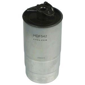 Фільтр паливний  арт. HDF542
