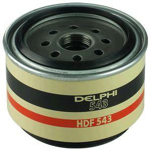 Фильтр топливный  арт. HDF543