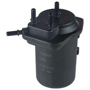 DELPHI RENAULT Фильтр топливный диз.(без датч.воды) Megane II, Scenic II 1.5dCI -05 DELPHI HDF915