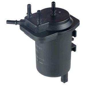 DELPHI RENAULT Фильтр топлива без датч.воды Clio,Kangoo 1.5dCI 05- DELPHI HDF941