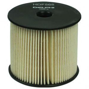 DELPHI CITROEN Фильтр топливный диз.Berlingo,Jumpy 2,0/2,2HDi: Peugeot,Fiat DELPHI HDF568