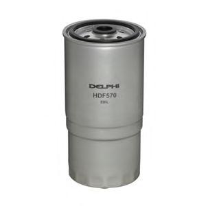 Топливный фильтр  арт. HDF570