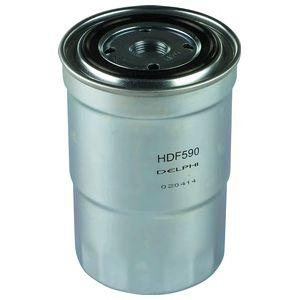 DELPHI MITSUBISHI Фильтр топливный диз. Pajero 3,2DI-D DELPHI HDF590
