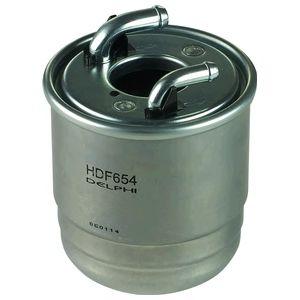 DELPHI DB Фильтр топлива W211/212,W164 CDI 09- DELPHI HDF654