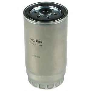 DELPHI  Фильтр топливный диз. FIAT 1,9JTD: Multipla,Punto KIA Sorento 2,5CRDi DELPHI HDF606