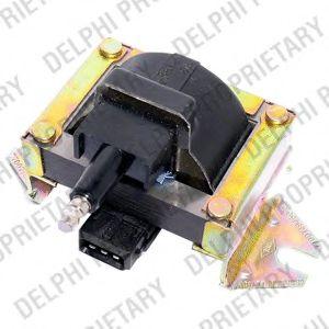 a_Котушка запалювання Renault - знято з виробництва DELPHI CE2005312B1