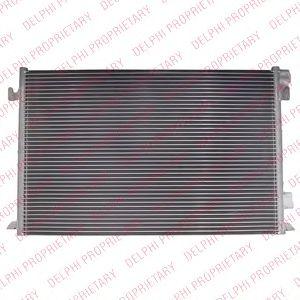 Радиатор кондиционера DELPHI TSP0225464