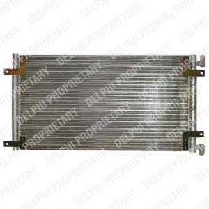 Радиатор кондиционера DELPHI TSP0225488
