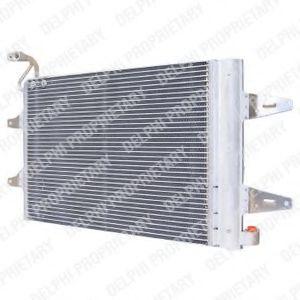 Радиатор кондиционера DELPHI TSP0225508
