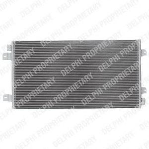 Радиатор кондиционера DELPHI TSP0225534