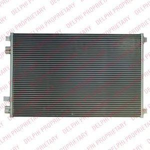Радиатор кондиционера DELPHI TSP0225541