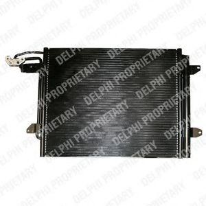 Радиатор кондиционера DELPHI TSP0225543