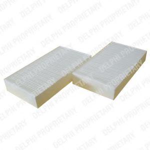 DELPHI DB Фильтр салона(бумажн) (2шт.) X164,W164 06- DELPHI TSP0325199
