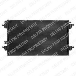Радиатор кондиционера DELPHI TSP0225465