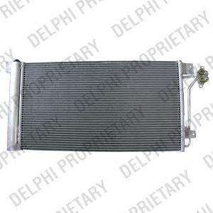 Радіатор кондиціонера DELPHI TSP0225629